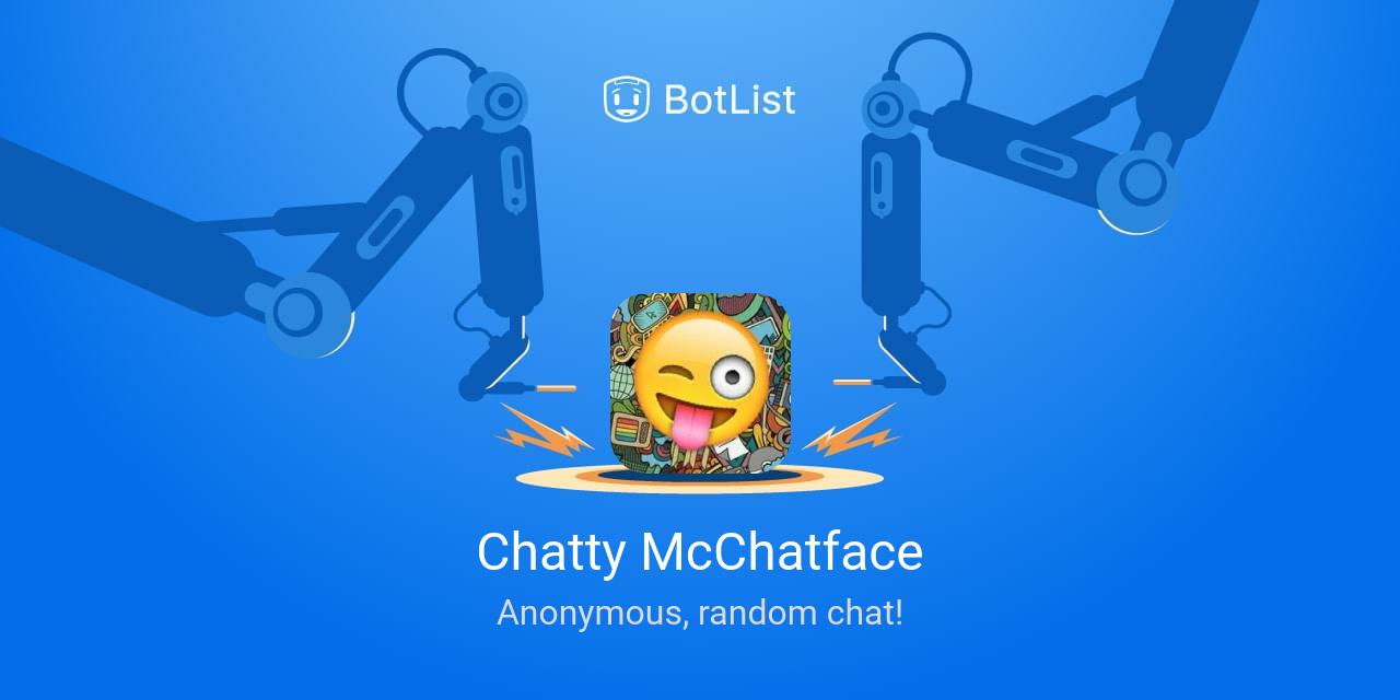 Chatty McChatface Bot on Android, iOS, Kik, Messenger