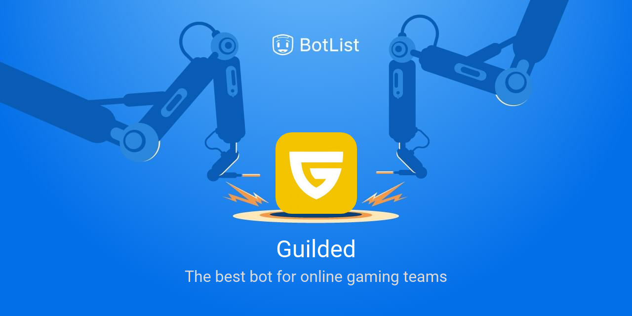 Guilded Bot on Discord chatbot on BotList