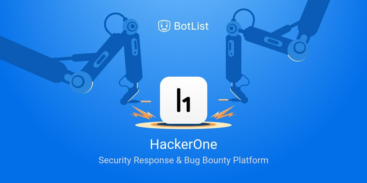 HackerOne Bot on Slack chatbot on BotList