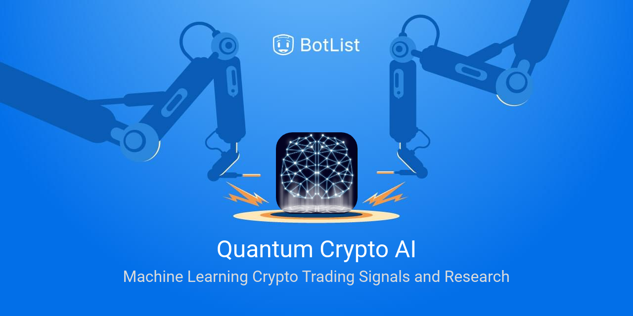 Quantum Crypto AI Bot on Telegram chatbot on BotList