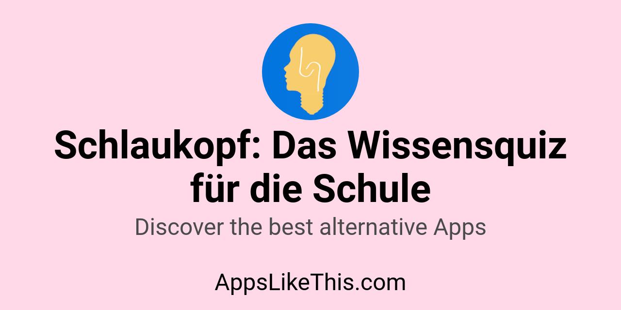 App Wissensquiz